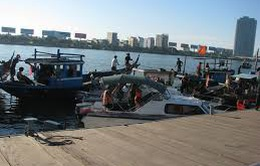 Chìm tàu trên sông Hàn: Thành ủy Đà Nẵng chỉ đạo cách chức cán bộ