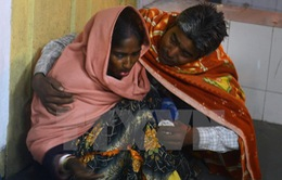 Số thương vong trong vụ động đất tại Ấn Độ tiếp tục tăng