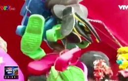 Lễ hội giày dép độc đáo ở Ấn Độ