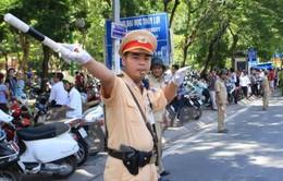 Đợt cao điểm bảo đảm trật tự an toàn giao thông dịp Tết