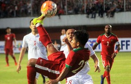 VIDEO ĐT Indonesia 2-2 ĐT Việt Nam: Để tuột chiến thắng trong 3 phút