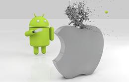iPhone giờ đây dễ hỏng hơn so với thiết bị Android