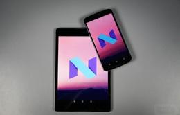 Giao diện Android 7.0 Nougat trên smartphone trông như thế nào?