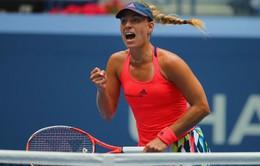 US Open 2016: Hạ Wozniacki, Angelique Kerber vào chung kết, giành vị trí số 1