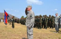 Mỹ - Campuchia tập trận chung thường niên