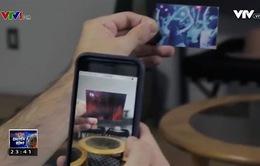 Máy in biến ảnh thành hình động nhờ công nghệ thực tế ảo