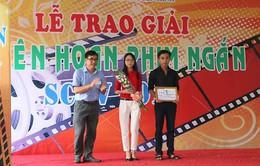 Trường CĐ Truyền hình vinh danh sinh viên xuất sắc Liên hoan phim SCTV lần thứ 6