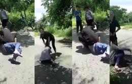 Công an điều tra vụ nữ sinh bị đánh hội đồng, bắt liếm chân tại TP.HCM