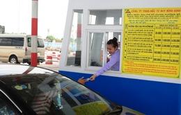 Giảm phí đường bộ tại 5 trạm thu phí trên Quốc lộ 1 từ ngày 10/9
