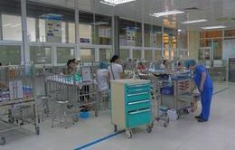 Bác sĩ BV Nhi Trung ương bị người nhà bệnh nhi hành hung