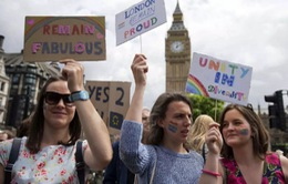 Chính phủ Anh bác kiến nghị trưng cầu dân ý lần 2