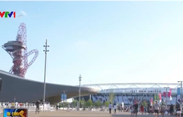 Quần thể Olympic ở London 4 năm sau thế vận hội ra sao?