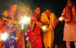 Tưng bừng Lễ hội Diwali tại Hà Nội