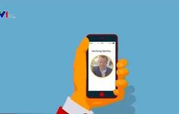 Amazon áp dụng phương thức thanh toán qua ảnh selfie