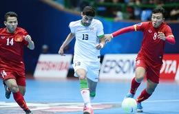 [VIDEO] ĐT futsal Việt Nam 1-13 Iran: Sốc trước sức mạnh kinh hoàng