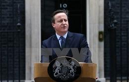 Nội các Anh họp về tư cách thành viên trong châu Âu