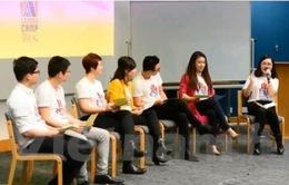 Sinh viên Việt Nam tại Anh rèn luyện kỹ năng học tập và khởi nghiệp