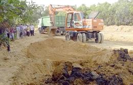 Bùn thải của Formosa là bùn thải công nghiệp thông thường