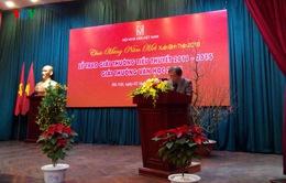 Hội Nhà văn Việt Nam trao giải thưởng văn học cho 7 tác phẩm tiêu biểu