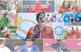 Lịch thi đấu Olympic Rio 2016 của Đoàn Thể thao Việt Nam ngày 7/8 và 8/8