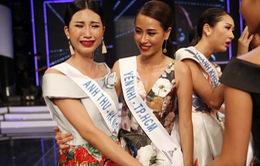 Hoa khôi Áo dài Việt Nam: Hà Anh khó xử vì thí sinh tự nguyện rời cuộc thi