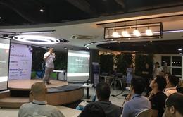 """40 quỹ đầu tư """"thử lửa"""" 8 start-up Việt"""