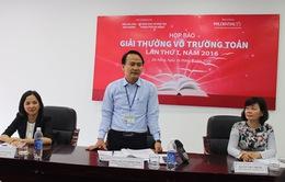 Đà Nẵng lần đầu tiên vinh danh 20 giáo viên xuất sắc