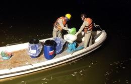 Hà Nội tăng cường kiểm tra các hồ nước