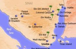 Ai Cập bác thỏa thuận trao hai đảo trên Biển Đỏ cho Saudi Arabia