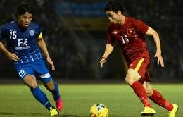 VIDEO: Dứt điểm kém duyên, ĐT Việt Nam hòa không bàn thắng với CLB Avispa Fukuoka