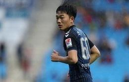 Xuân Trường có thể đá chính ở trận đấu quyết định của Incheon