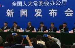 Quốc tế lo ngại khi Trung Quốc siết chặt luật an ninh mạng