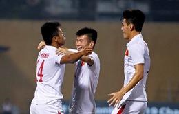 U19 Việt Nam giao lưu với CĐV Việt Nam tại Bahrain