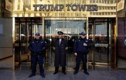 Lực lượng an ninh hùng hậu tại New York trong ngày bầu cử