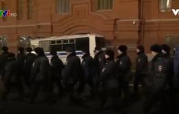 Nga tăng cường an ninh trước thềm năm mới