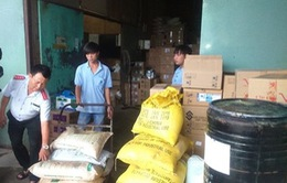 TP.HCM: Phát hiện Công ty ViBo dùng hóa chất công nghiệp sản xuất sản phẩm chăn nuôi