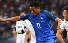 """Martial """"làm nóng"""" trước thềm bán kết EURO 2016 bằng 2 siêu phẩm"""
