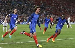 EURO 2016, Pháp 2-0 Albania: Thắng kịch tính, Pháp giành vé đầu tiên vào vòng 1/8
