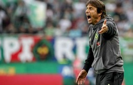 """Bị đồn sắp """"ra rìa"""", Conte tức tối kêu gọi Chelsea bênh vực"""
