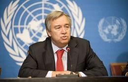 HĐBA chính thức đề cử ông Antonio Guterres làm Tổng thư ký LHQ