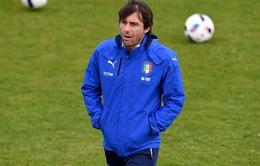 Italy chắc chắn mất HLV Conte dù vô địch Euro 2016 đi chăng nữa