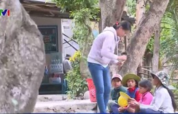Nha Trang: Báo tin người ăn xin được hỗ trợ 100.000 đồng