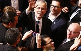 Ông Van der Bellen giành chiến thắng trong cuộc bầu cử lại Tổng thống Áo