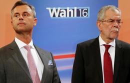 Áo: Hủy bỏ kết quả bầu cử Tổng thống do sai sót kiểm phiếu