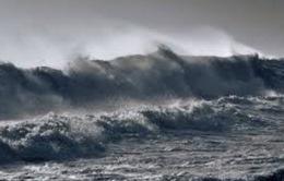 Xuất hiện vùng áp thấp trên Biển Đông, mưa dông và gió mạnh
