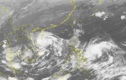 Áp thấp nhiệt đới cách Đà Nẵng 120km