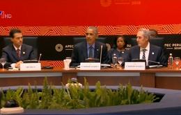 Lãnh đạo các nước thành viên APEC cam kết thúc đẩy TPP