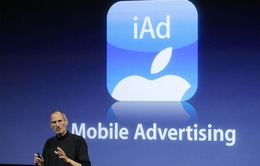 Apple từ bỏ thị trường quảng cáo di động
