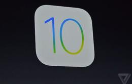 iOS 10 ra mắt: Bản cập nhật iOS lớn nhất với hàng chục tính năng mới