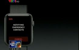Apple Watch được nâng cấp thành vòng tay y tế